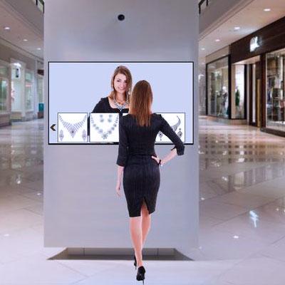 Espejo virtual