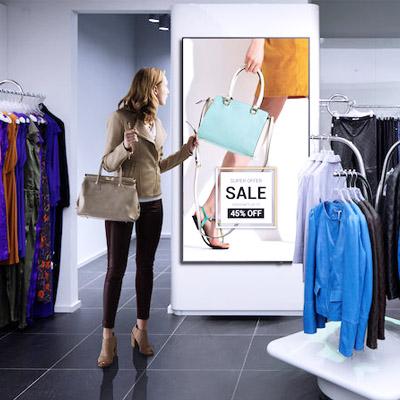 Soluciones interactivas de compra