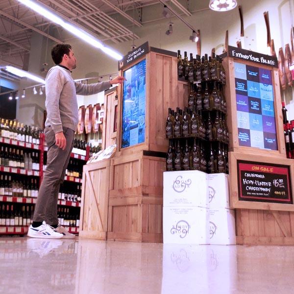 industrias en el sector retail